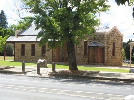 Beechworth old buildings