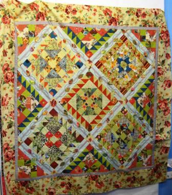 Quilt for colour class