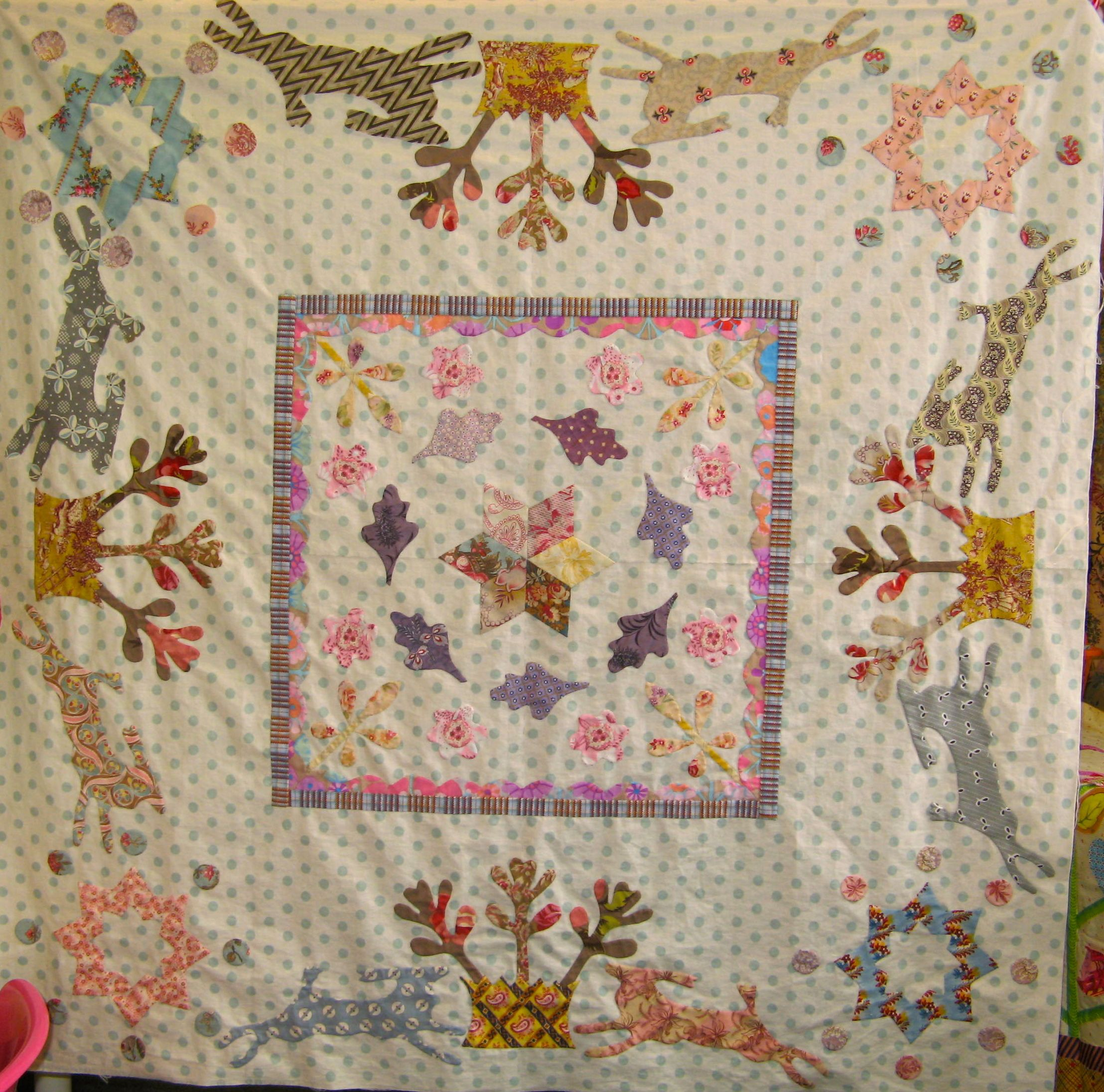 Welcome to Precious Time: July 2012 : karen cunningham quilts - Adamdwight.com