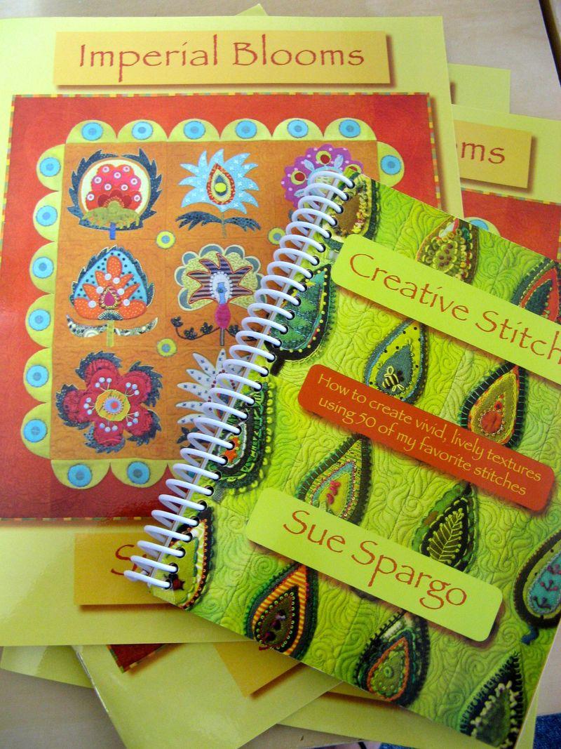 Sue Spargo books