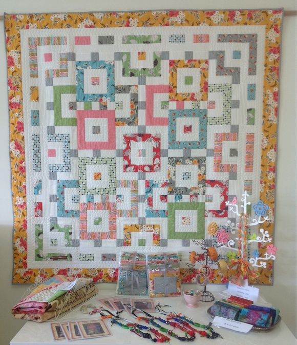 Beautiful New Quilt!