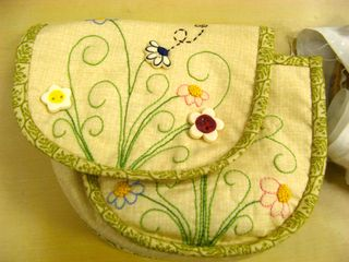 Linda sewing bag