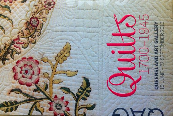 V & A Quilts Day Trip