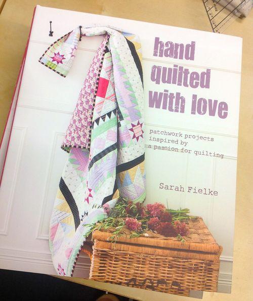Sarahs new book