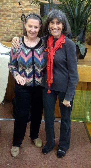 Sue with gwen