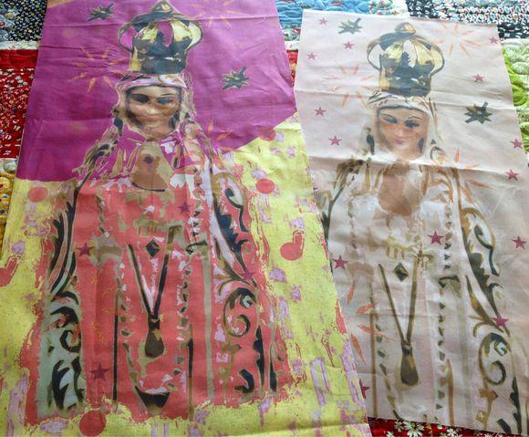 Victoria Findlay Wolfe's Madonnas