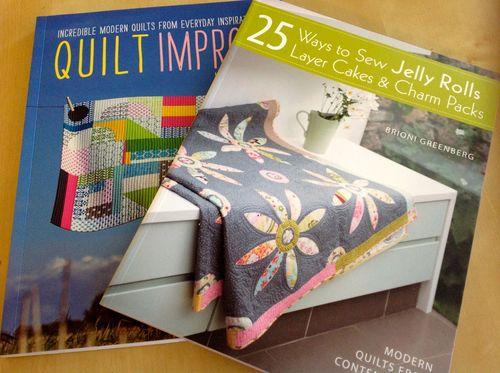Books - Quilt Improv