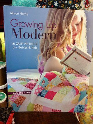 Growing Up Modern Book