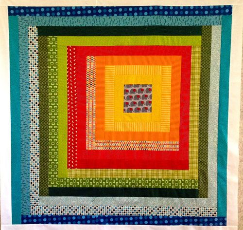 Growing up Modern - Quilt