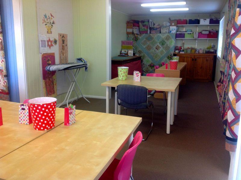 Classroom - new carpet 2