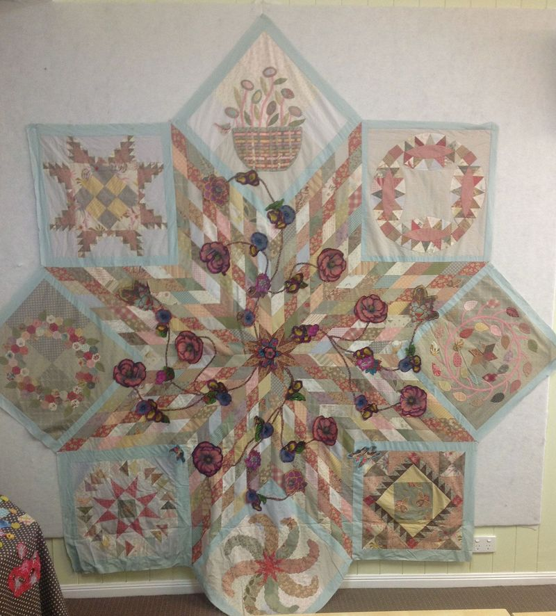 Sue - Mystery Quilt