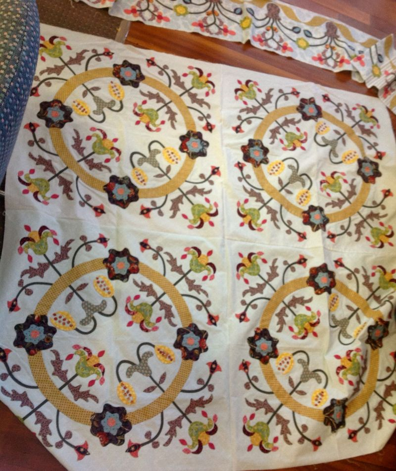 Marilyn Jester Quilt 1