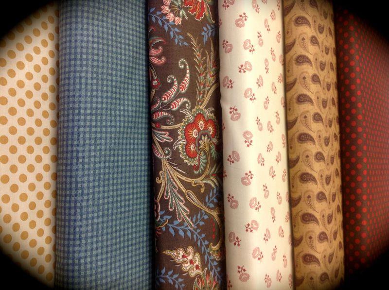 Love Fabrics 2