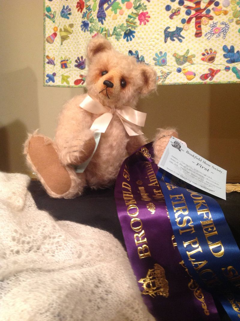 Winning bear