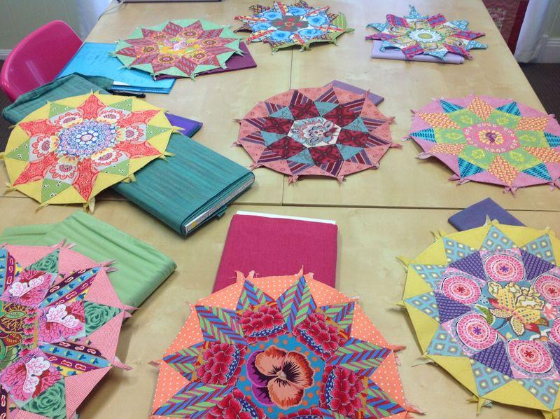 Linda - Tessellations