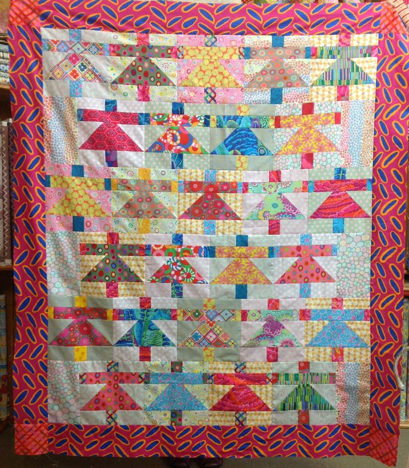 Paper Dolly Quilt