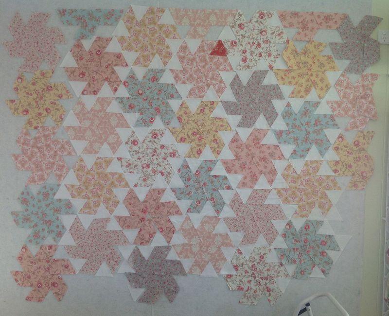 Printemps quilt