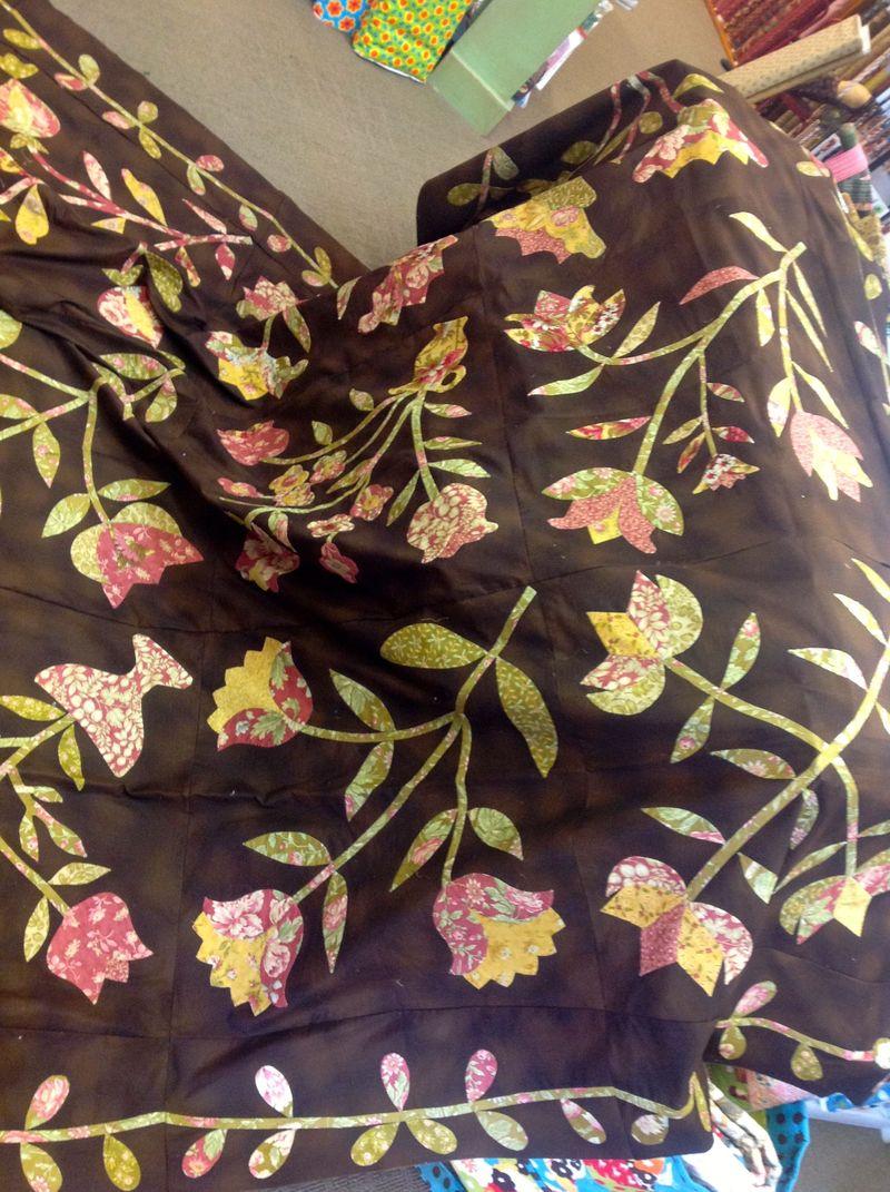 Aunty elaine quilt