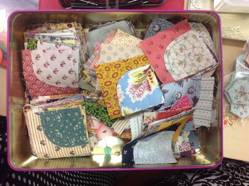 Lisa chapman quilt