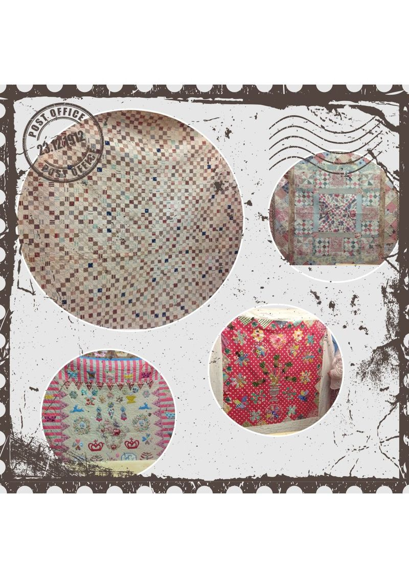 Show & tell quilts