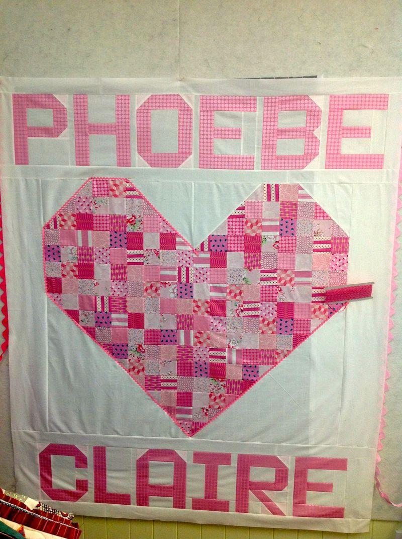 Phoebe quilt