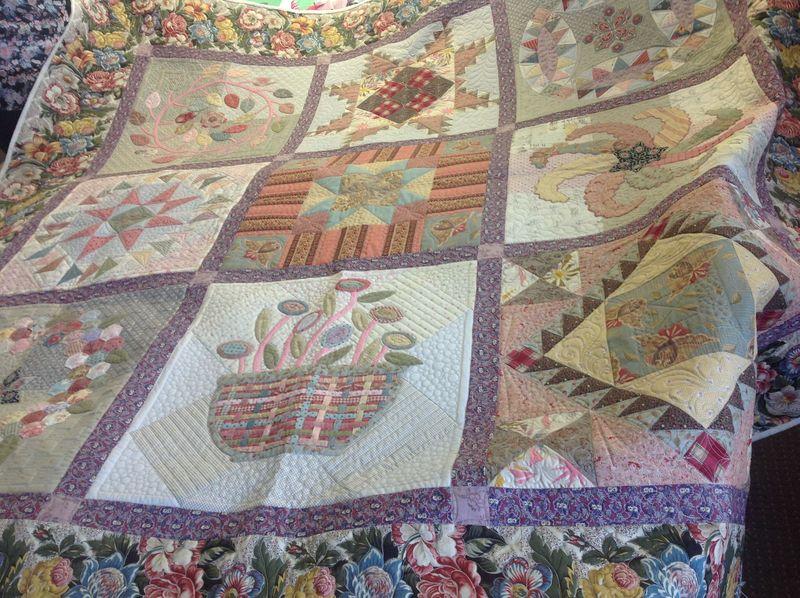 Kyleigh mystery quilt