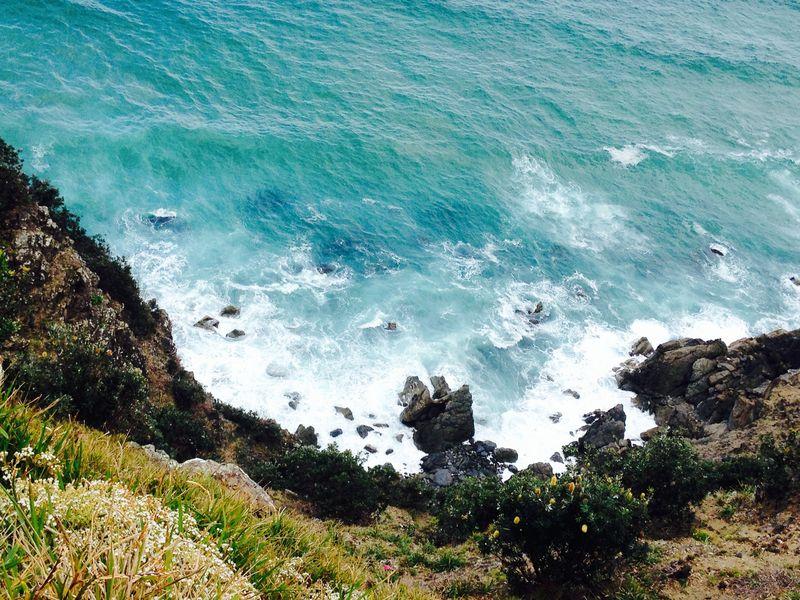 Byron coastline
