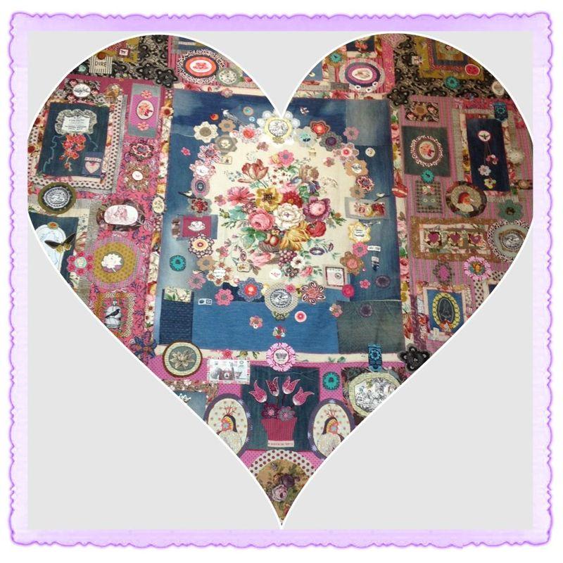 Favourite quilt